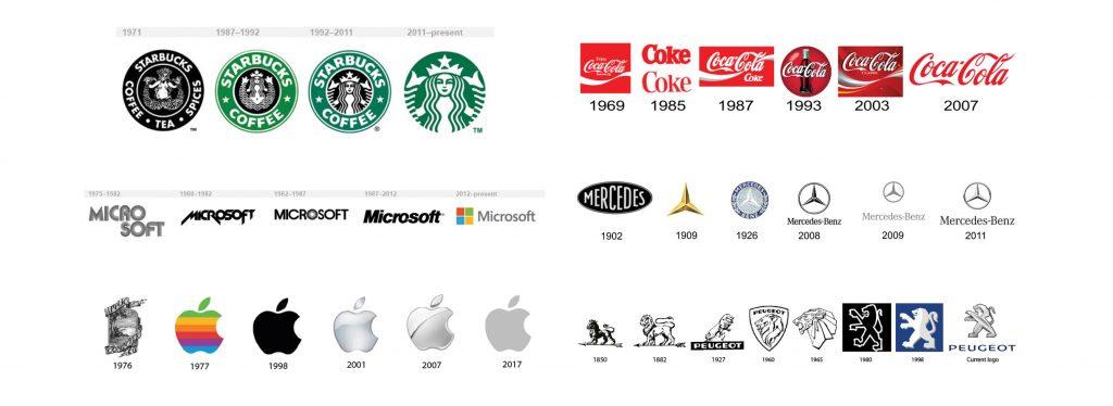 هویت بصری و باز طراحی لوگو